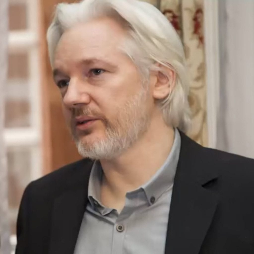 John Barry Miller - Hillary Clinton's Campaign Failed Because of Her Own Words, Assange Says