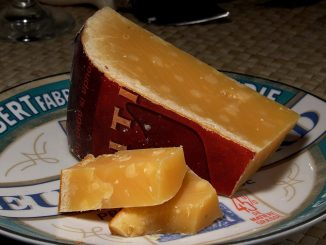 #JohnBarryMiller: Cheese may increase life span