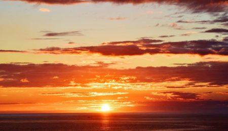 Golden #Sunset in Clearwater Beach Florida