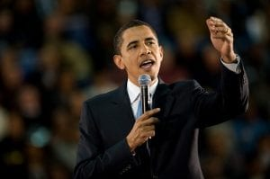 Barack Obama's Day