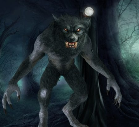 Manchac reports howling wolves at night