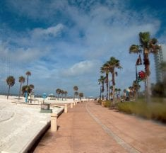 Winter Weather Soon to Arrive in Clearwater Beach, Florida