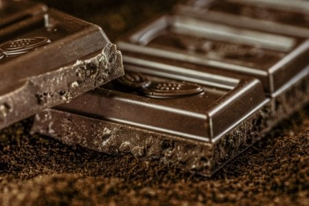 Chocolate from depression