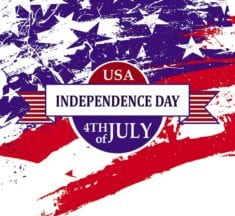 History of July 4 Celebrations