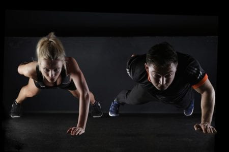 Exercises for muscle growth