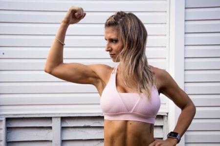 What is dangerous is the decrease in testosterone in women