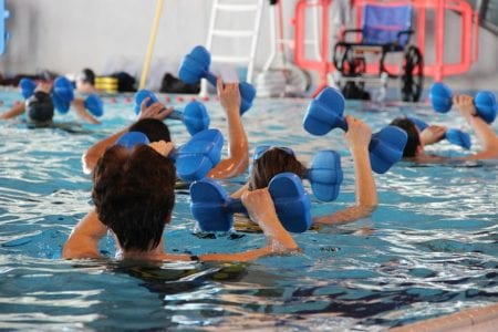 Aqua Aerobics: The Benefits of Water Workouts