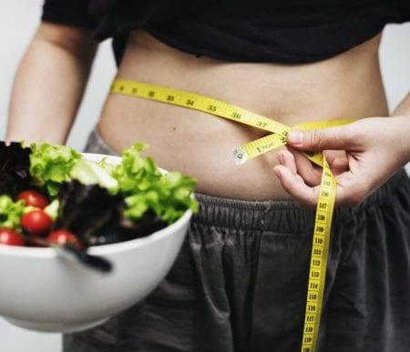 Salads help control weight