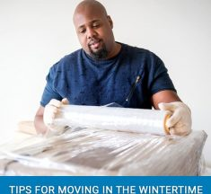Tips for Moving In the Wintertime
