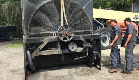 Using Diesel Generators In Top Industries